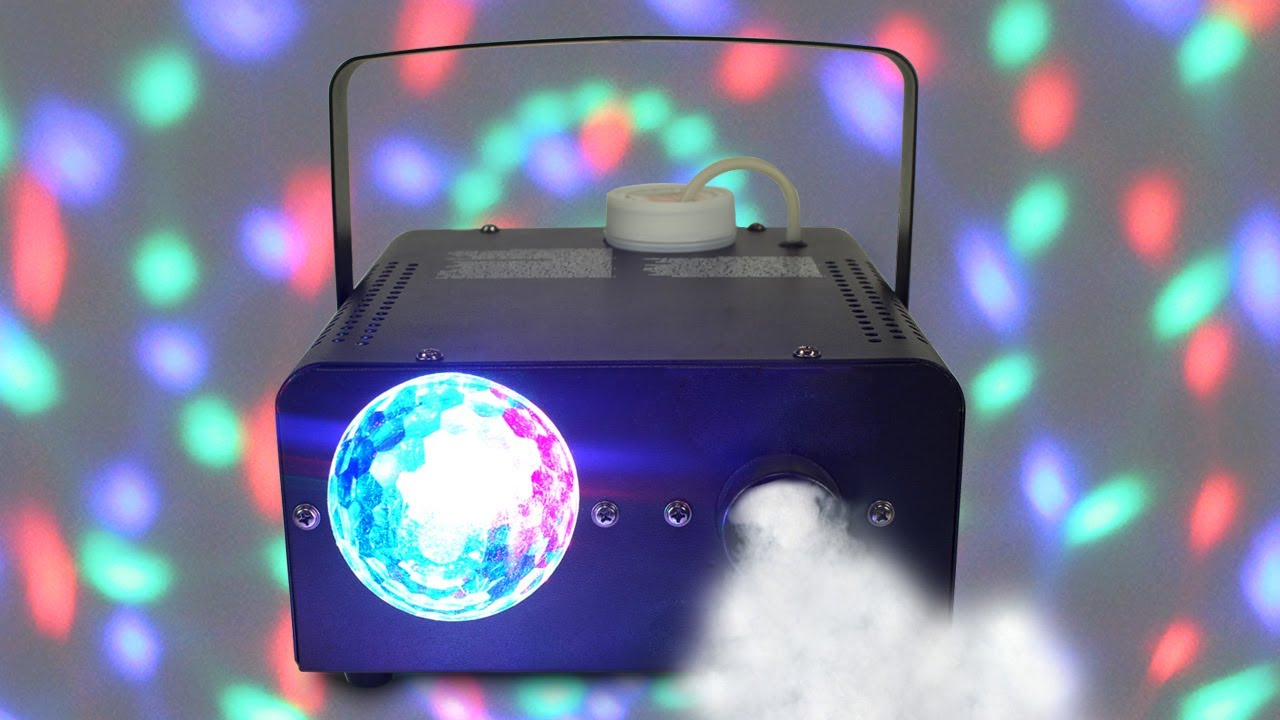 S700 Jb Smoke Machine Led Jelly Ball Hybrid Dj Party