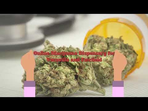 Cannabis Dispensary & Marijuana Delivery Vacaville and Fairfield - Pot Valet