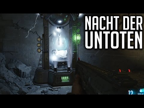 PERKS IN DE ORIGINELE MAP!? (Nacht der Untoten - COD: Black Ops 3 Zombies)