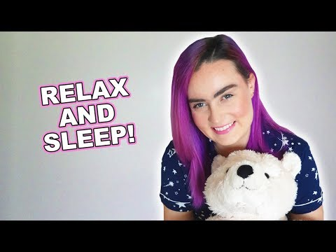 My REAL Night Routine for Anxiety! (skincare, reading, and more)