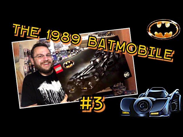 1989 Batmobile - Iconic Movie Car And Awesome Lego Set (76139) - Part 3