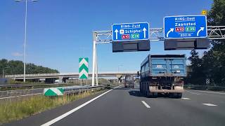Dashcam Beelden Utrecht »Amsterdam Via: A2.