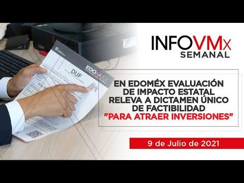EN EDOMÉX EVALUACIÓN DE IMPACTO ESTATAL RELEVA AL DUF PARA ATRAER INVERSIONES