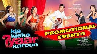 Kis Kis ko Pyaar Karu Movie (2015)   Kapil Sharma, Elli Avram   Uncut Promotional Events