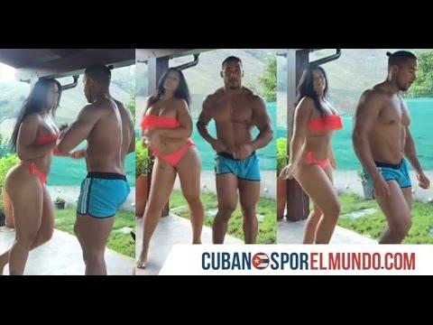 ¡Sangre cubana! Así baila un cubano y su novia
