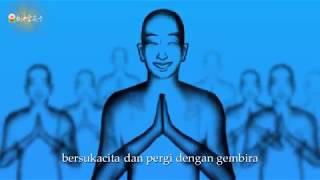 真佛宗金剛歌 「瑪吉拉尊念誦法 觀想影片」Sadhana Penjapaan Machig Labdron (印尼文版)