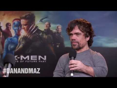 Peter Dinklage Hears His Theme Song