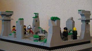 LEGO NARNIA ナルニアをかけた戦い