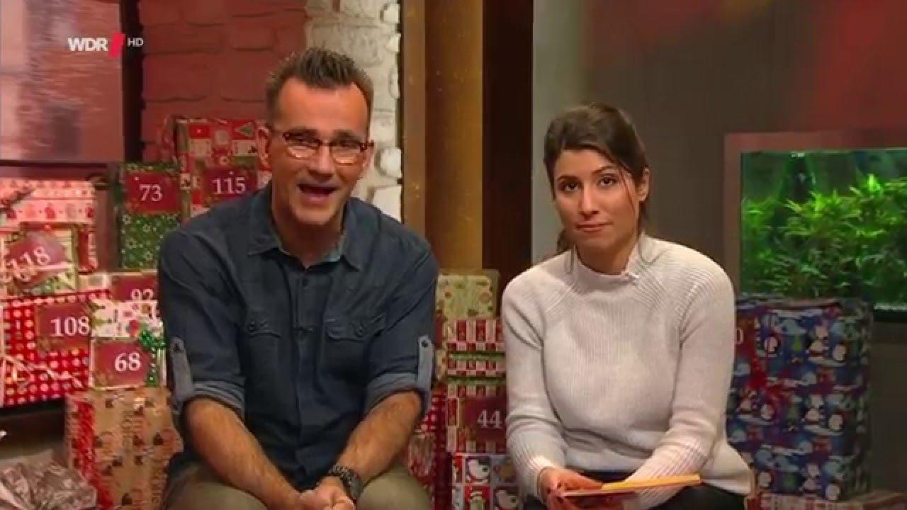 Laura Rohrbeck - WDR daheim+unterwegs 21.12.15 - YouTube