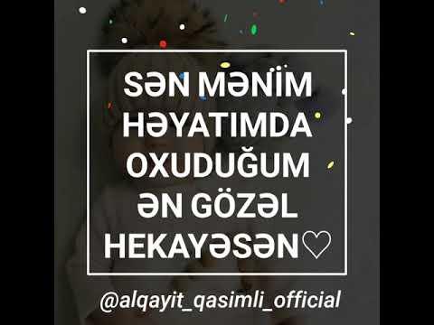 Qizim ❤😍 Romantic whatsapp status yeni ( Nuri Serinlendirici - Qizim 🎵)