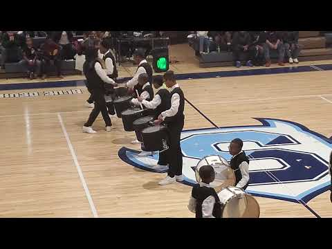 Evolution Percussion 2019- Spring Brook HS Competition