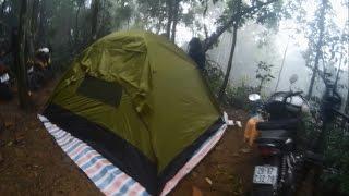 Cắm trại tại vườn quốc gia Ba Vì | Nấu nướng trong rừng | Tập 1
