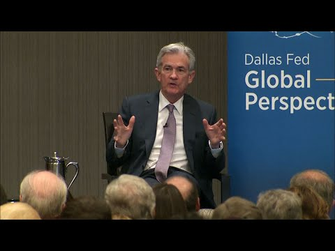 Fed's Powell Says Market Volatility Is One Of Many Risks