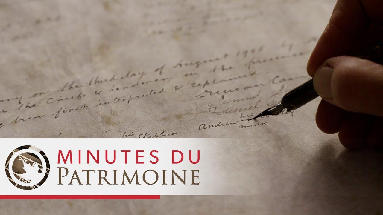 Minutes du patrimoine : Naskumituwin (traité)