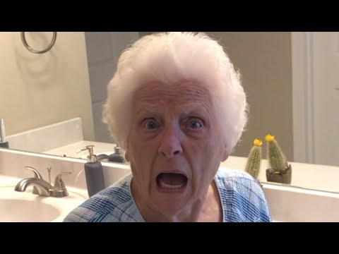 Grandma's Perfect Day Trick Shots | Ross Smith
