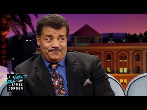 Neil DeGrasse Tyson Thinks Katy Perry Has a Thing for E.T.