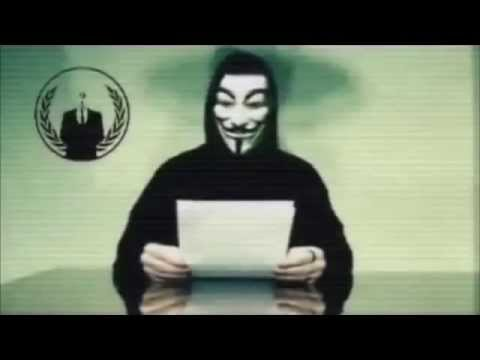 Anonymous Warning U.S. Citizens to Prepare for Impending Disaster