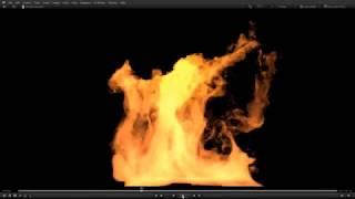 Bifrost aero Fire Tutorial