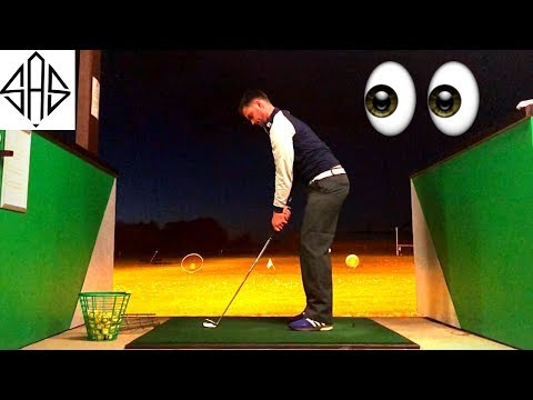 PRO LEARNS LEFT HAND GOLF SWING IN 30 MINUTES?!  Ping I210 Iron