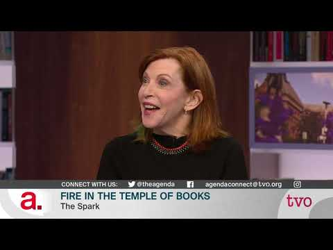 Susan Orlean: Fire in The Temple of Books