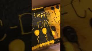 Calico Jonez bday cakes 2018