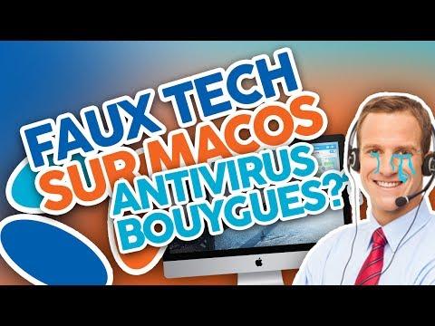 Faux techniciens VS  OS X & Bouygues Telecom Antivirus