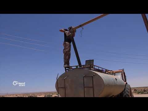 أزمة مياه الشرب تتفاقم على الحدود مع الأردن  - 00:20-2018 / 6 / 22