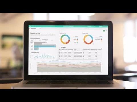 Salesforce Analytics Cloud Overview Demo