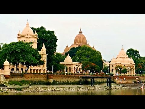 Boat trip to Belur Math Temple
