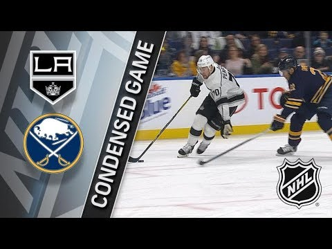 Los Angeles Kings vs Buffalo Sabres February 17, 2018 HIGHLIGHTS HD