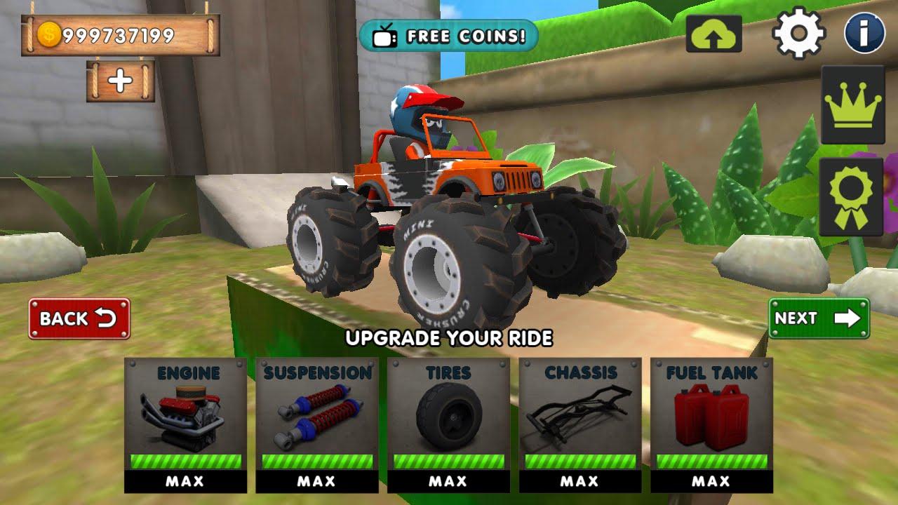 android mini racing mod