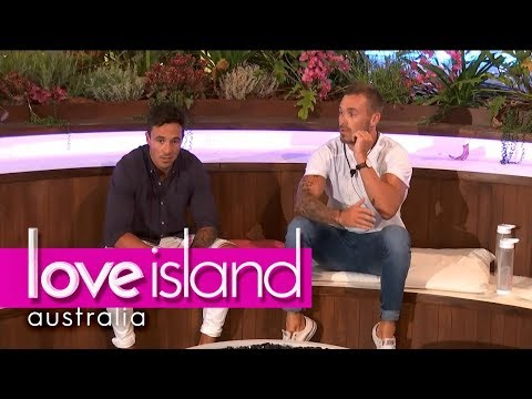 Eden and Grant agree to disagree | Love Island Australia 2018