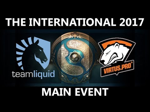 🔴 [DOTA 2 LIVE] Team Liquid vs VP GAME 3, The International 2017, VP vs Team Liquid