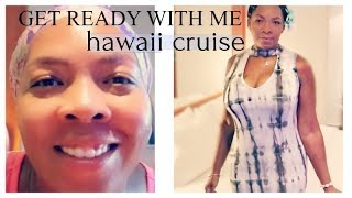 Get Ready With Me: Hawaii Edition! Chit Chat!