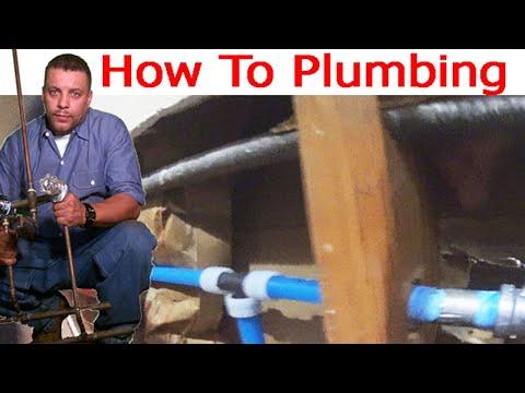 Free Online Plumbing Estimates Whole House Pex Repipe - YouTube