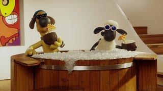 Барашек Шон серия 90 - Пока сарай / Shaun the Sheep - Bye Bye Barn (HD)