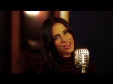 Jessica Lowndes singing Silent Night: A December Bride  Hallmark Channel
