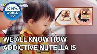 We all know how addictive nutella is [The Return of Superman/2020.03.08]