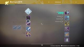 Destiny subiendo a el Hechicero #2