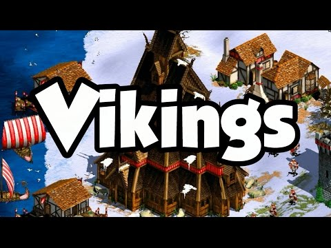 Vikings Overview AoE2