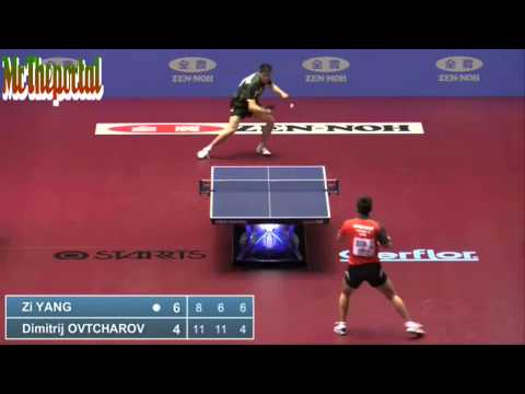 "Table Tennis - ""Best Of WTTTC Tokyo 2014"" - Part 1/4"
