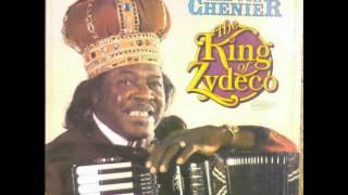 Clifton Chenier - Jambalaya