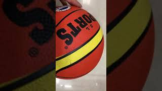 2 - color PU outdoor basketball children's basketball