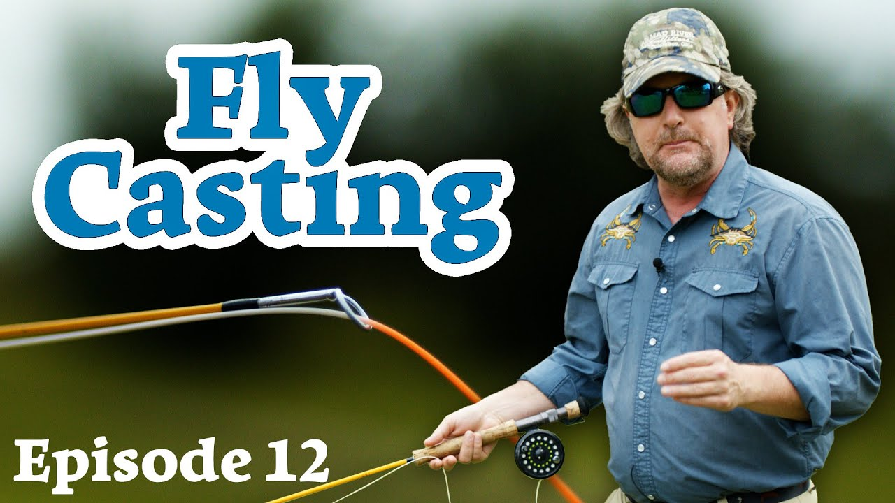 Why Fly Lines are Multi Colored and Casting Exercises