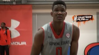 DeAndre Ayton Mixtape @ UA Association In New York!