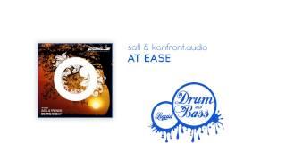 Satl & Konfront.Audio – At Ease