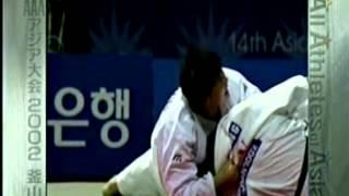 開放性膝脱臼と靱帯損傷・薪谷翠(柔道)
