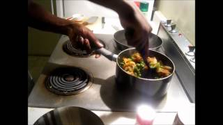 #team3d Recipes: Super Tasty Chicken & Green Pea Sauce