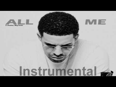 Drake - All Me (Instrumental) HQ
