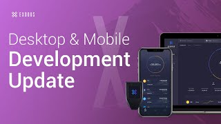 VeChain, Compound Finance & Crypto Apps (Exodus Dev Update)